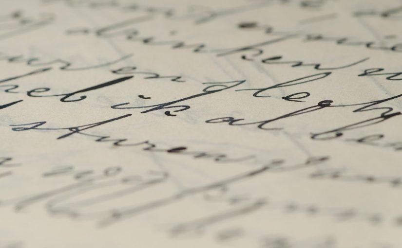 खत लिखा था